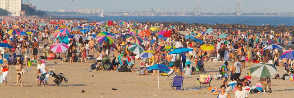 Verano en Coney Island
