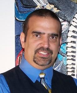 Jose Acosta artista plastico