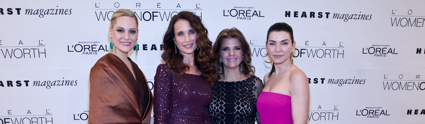 L'Oréal Paris reconoce a Women of Worth