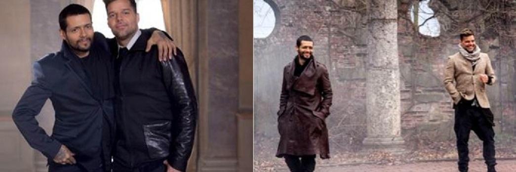 Draco y Ricky Martín juntos en video 'Más y Más'
