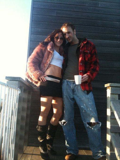 Carolina y Mike