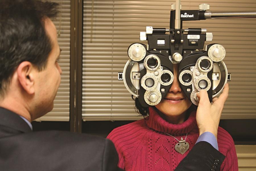 Proteja su vista