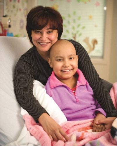 Promesa y esperanza para niños con cáncer