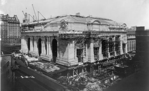 Estación de trenes Grand Central