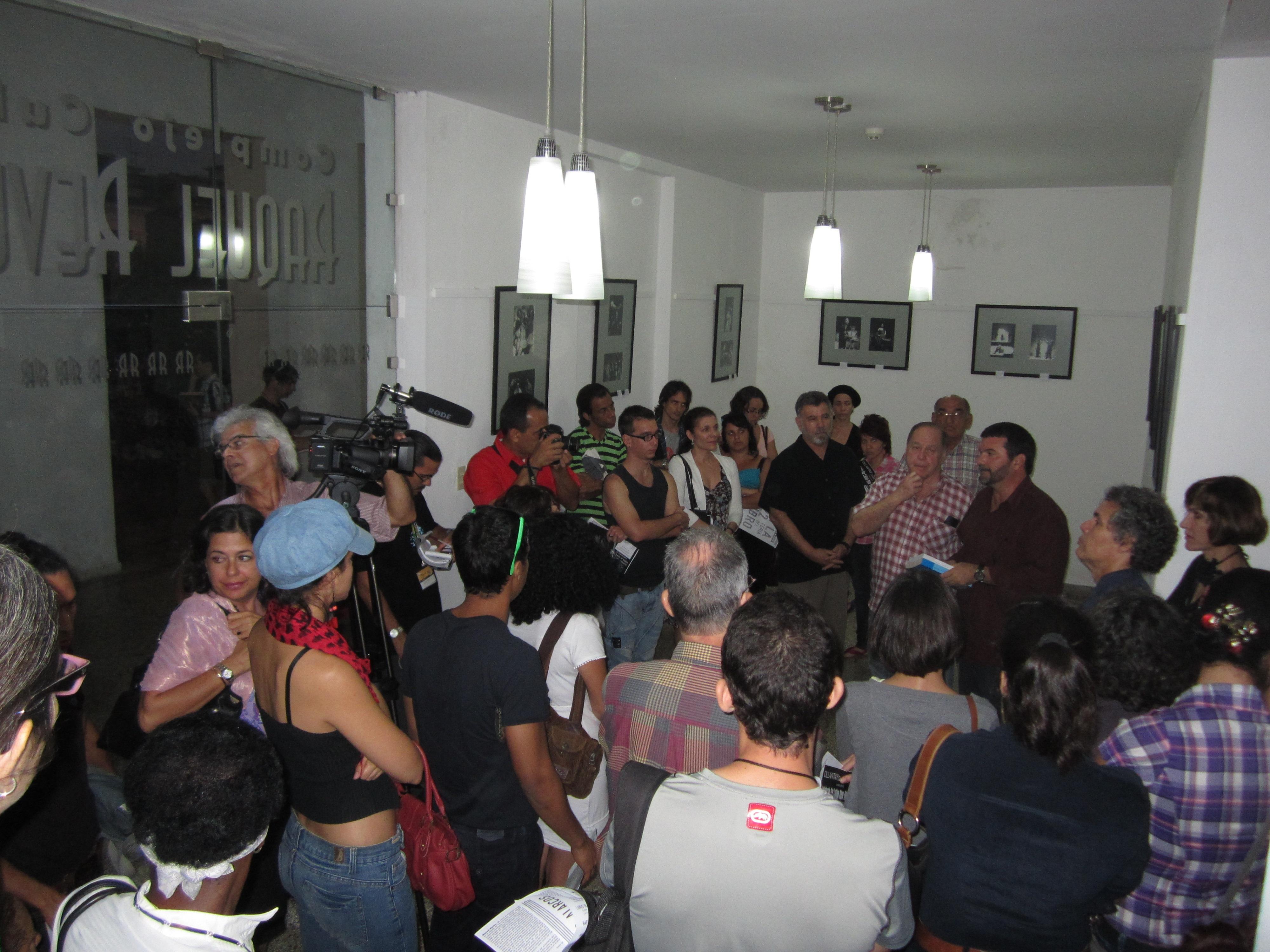 Teatro del exilio en La Habana