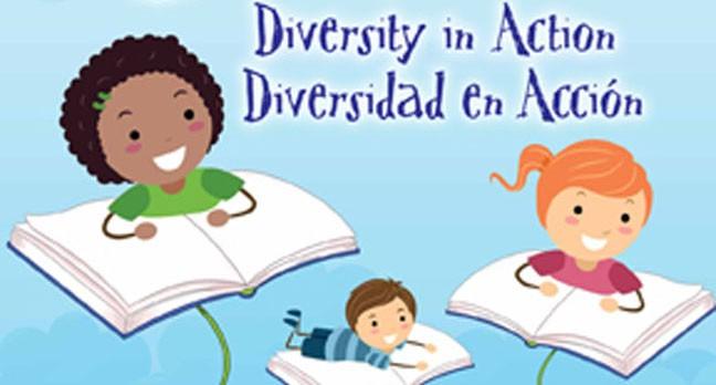 Homenaje a la diversidad cultural y los niños