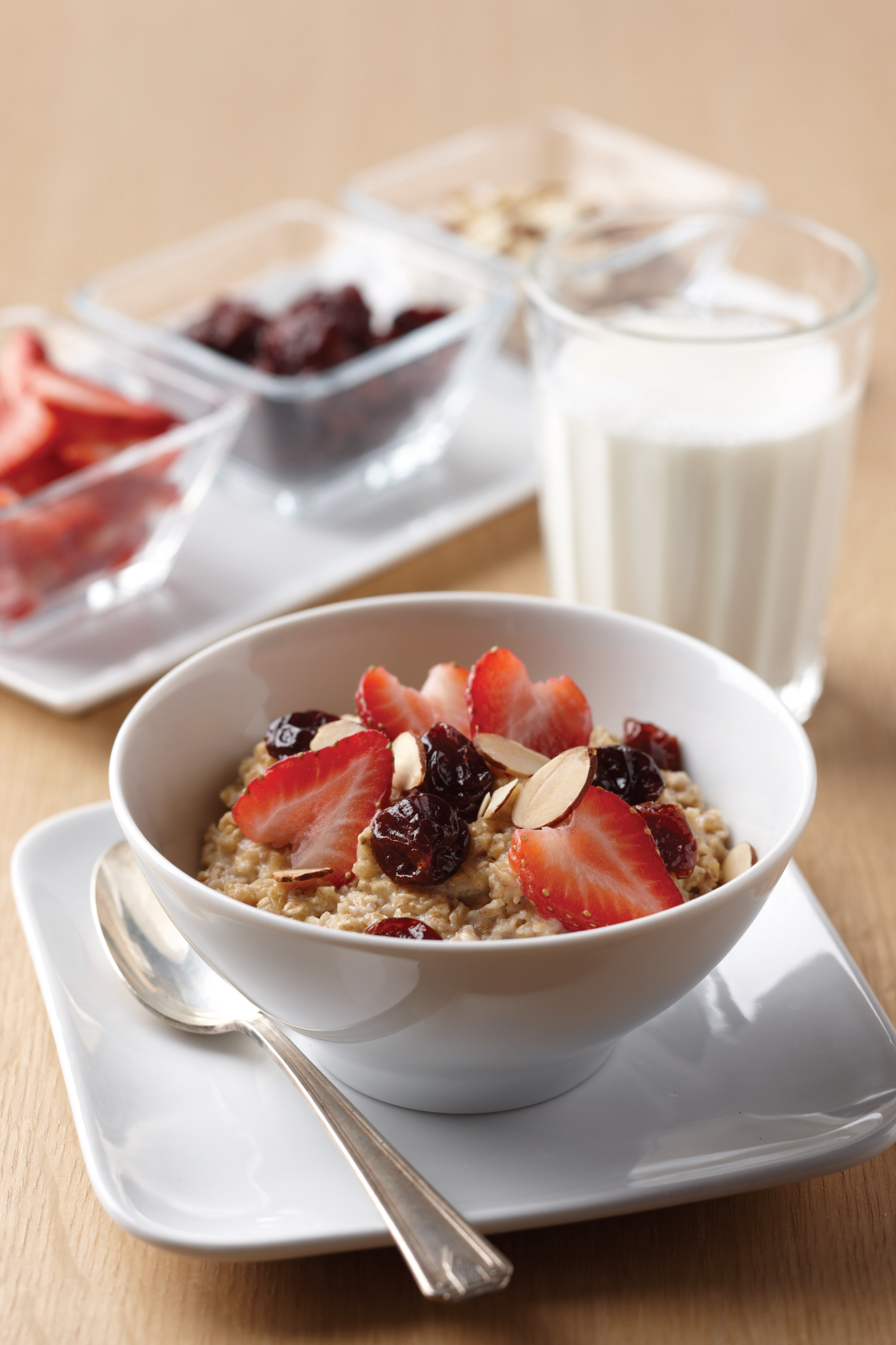 Comience bien el día con un desayuno proteico