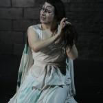 Laura Riveros (C) 2013 Tabula RaSa NYC Theater. Giovanni Rufino, Photographer.