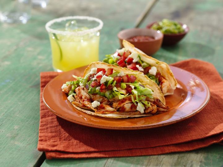 Tacos para celebrar el Cinco de Mayo