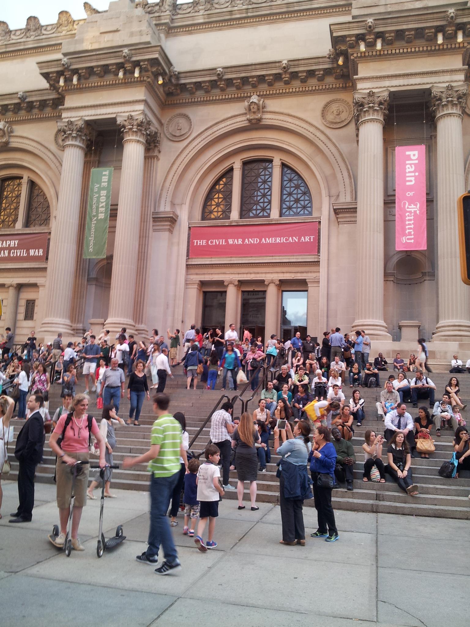 Museo Metropolitano (Foto Nueva York Digital)