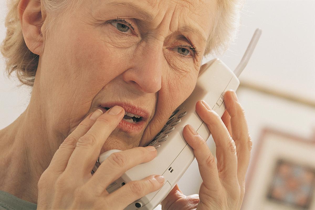 Alerta de fraude: estafa a personas mayores