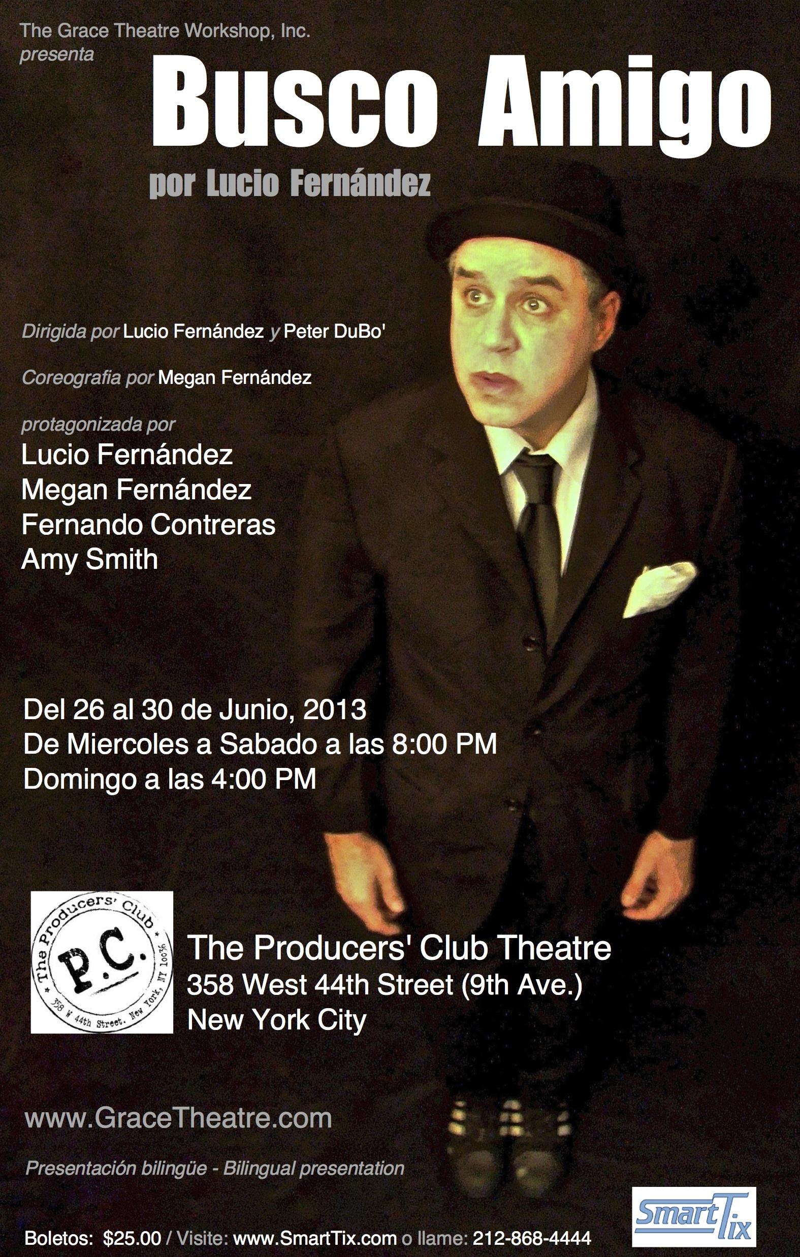 'Busco Amigo' estrena en Nueva York