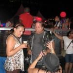 """Baile desde la barrera en el Lincoln Center 'Midsummer Night Swing"""" (Foto Nabuco)"""