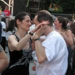 """La belleza del baile Lincoln Center 'Midsummer Night Swing"""" (Foto Nabuco)"""
