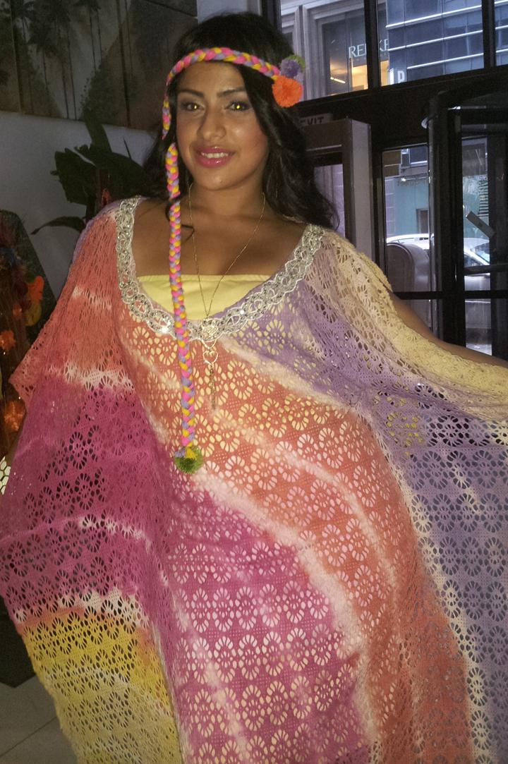 Wayuu, ícono de moda colombiana