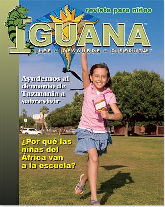 Nuevas revistas en español para niños