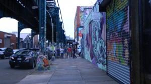 Vista de la meca del aerosol en NY - Foto Nueva York Digital