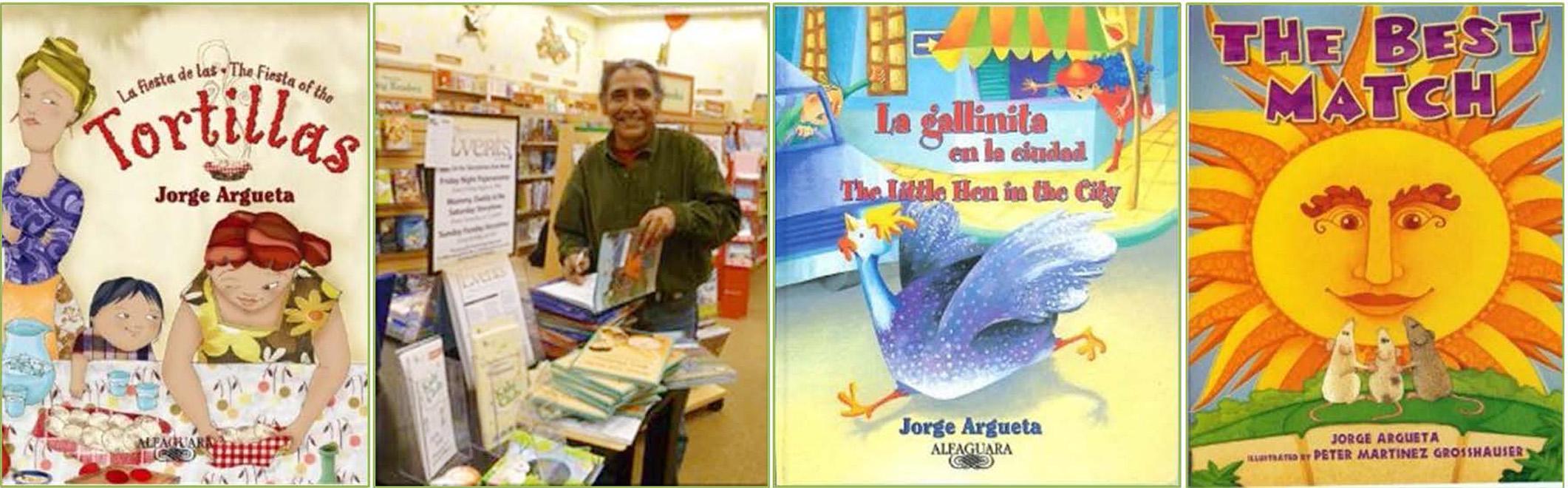 'Ritual para dormir' con el escritor Jorge Argueta