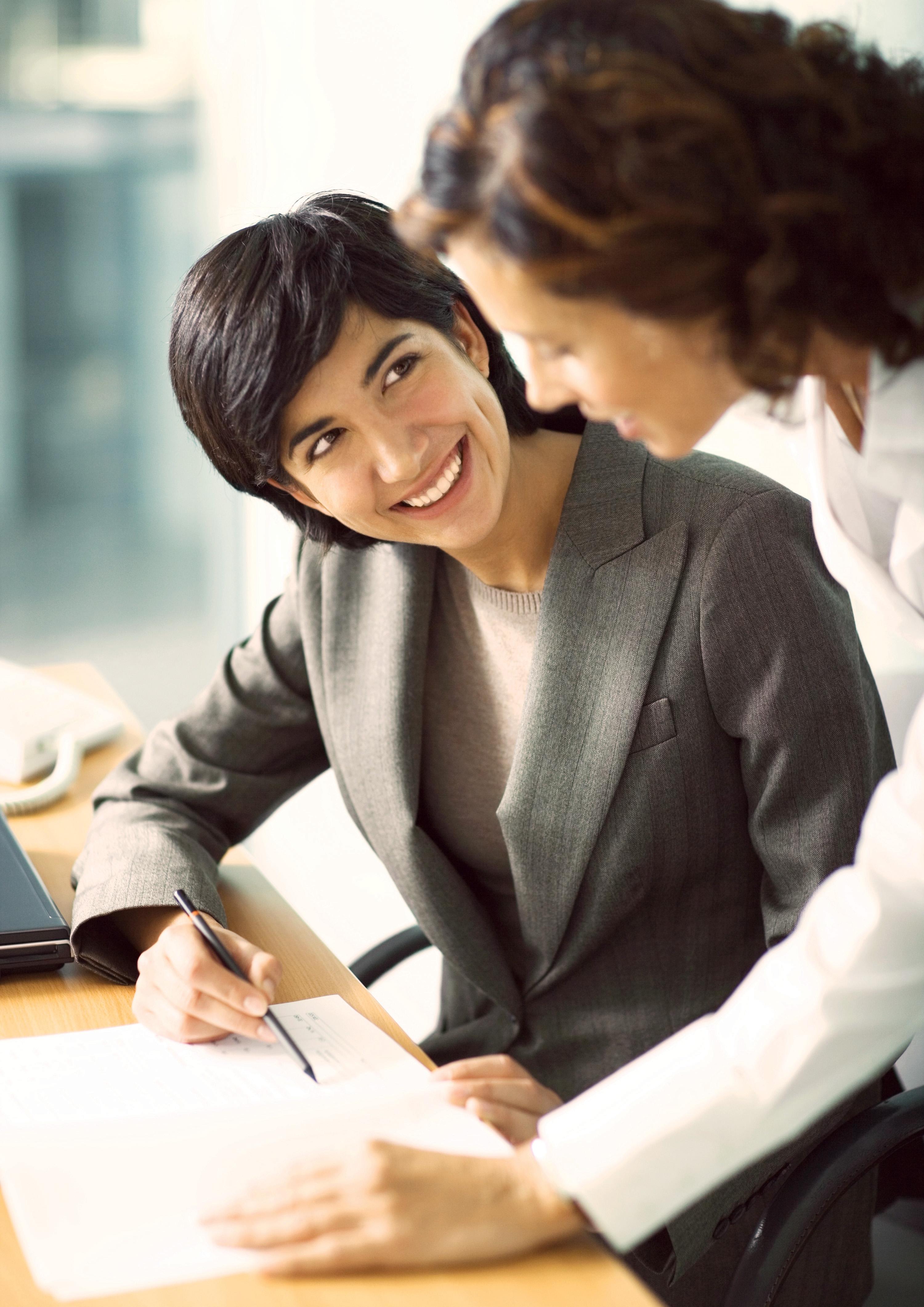 Mentores para el éxito de pequeños empresarios