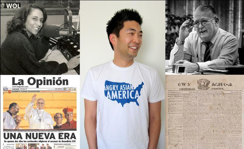 """""""News for All"""" analizará a los medios étnicos en EEUU"""