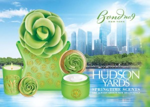 BOND NO. 9 NEW YORK SPRING TIME SCENTS