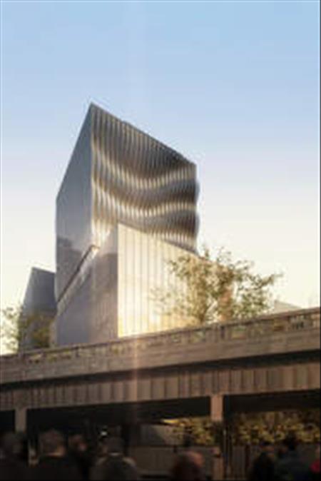 Nuevo condominio de lujo en High Line