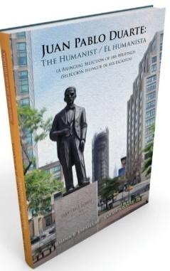 Primer libro bilingüe de Juan Pablo Duarte en la IX Feria del Libro Dominicano en NY