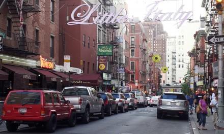 De paseo por Chinatown y la Pequeña Italia