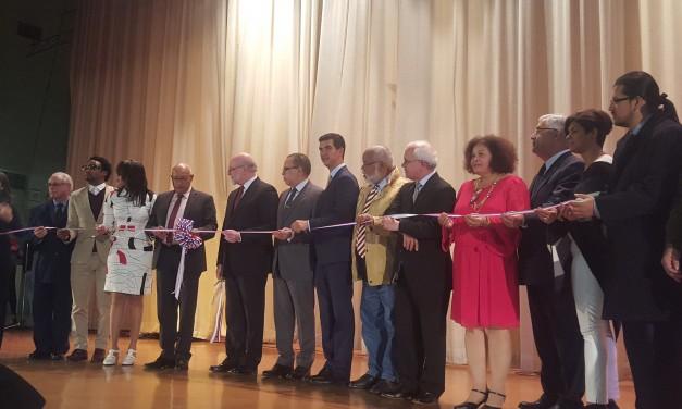 Exitosa apertura de la X Feria del Libro Dominicano en Nueva York 2016