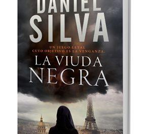 Daniel Silva, presenta su novela más reciente, «La viuda negra»