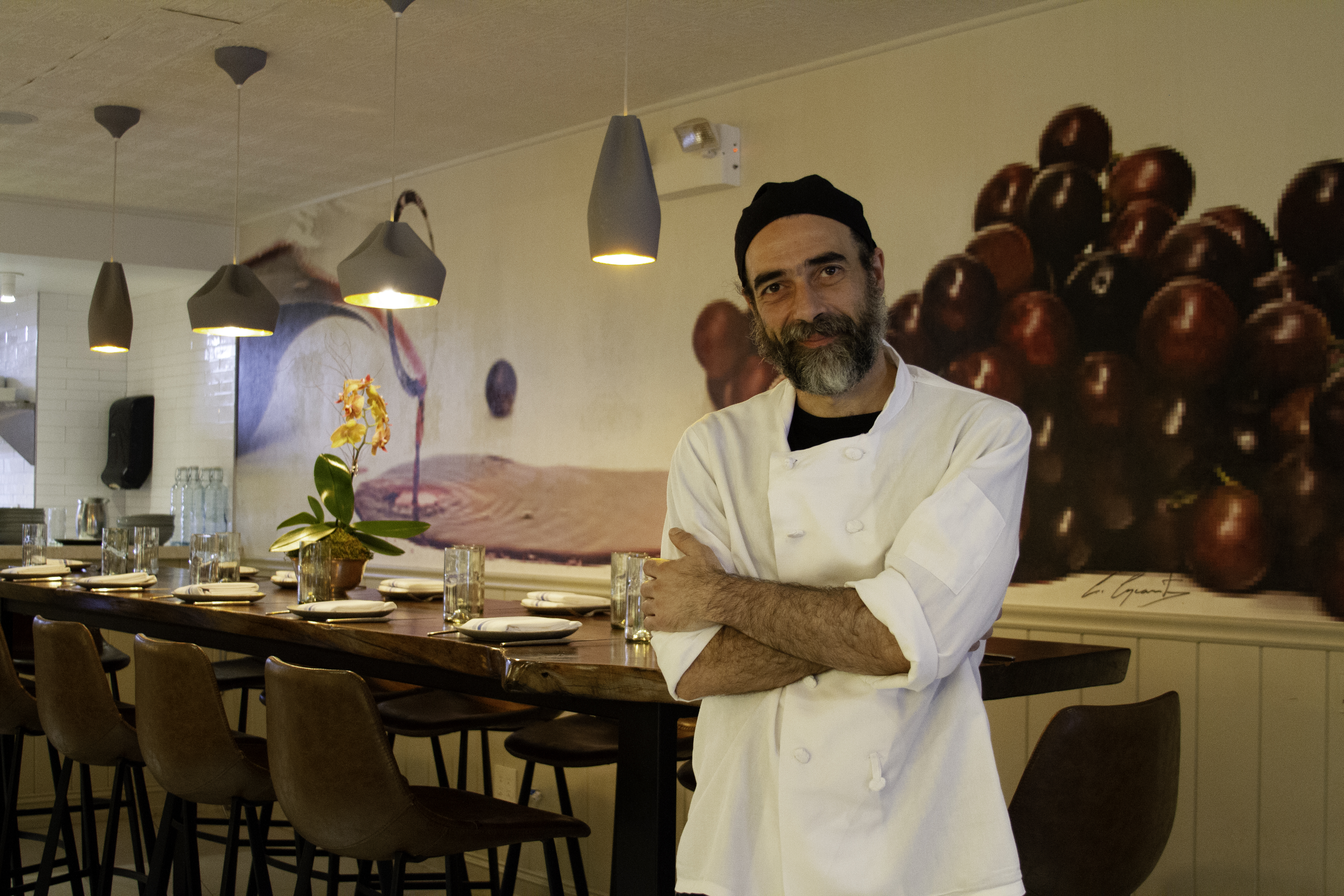 Paco Parreño un símbolo de la cocina española en Nueva York